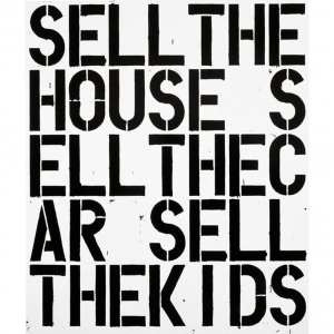 "Christopher Wool's ""Apocalypse Now"""